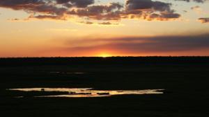 Sunset at Kakadu Pational Park