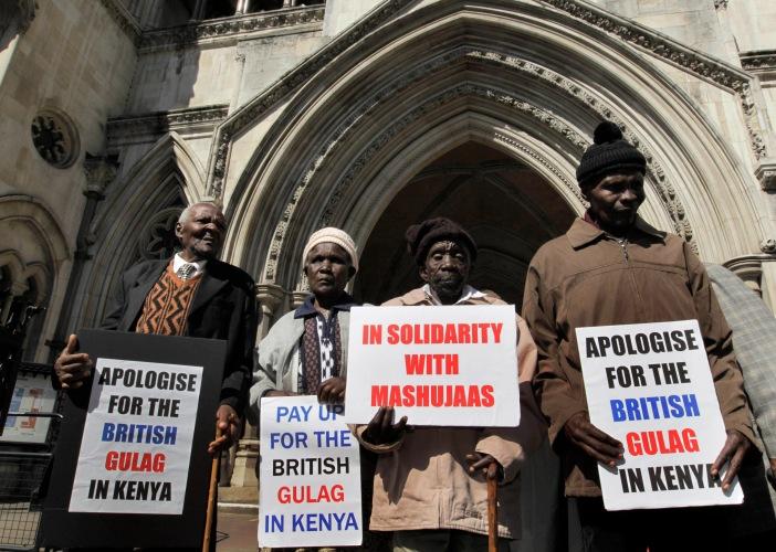 Britain Kenya
