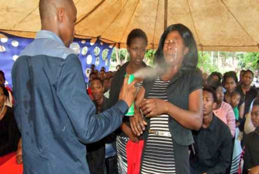 Pastor insecticide the standard