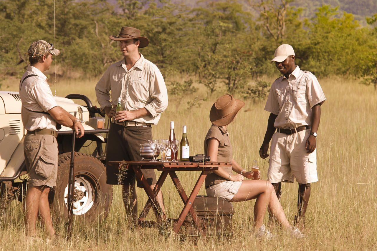 Safari pintest