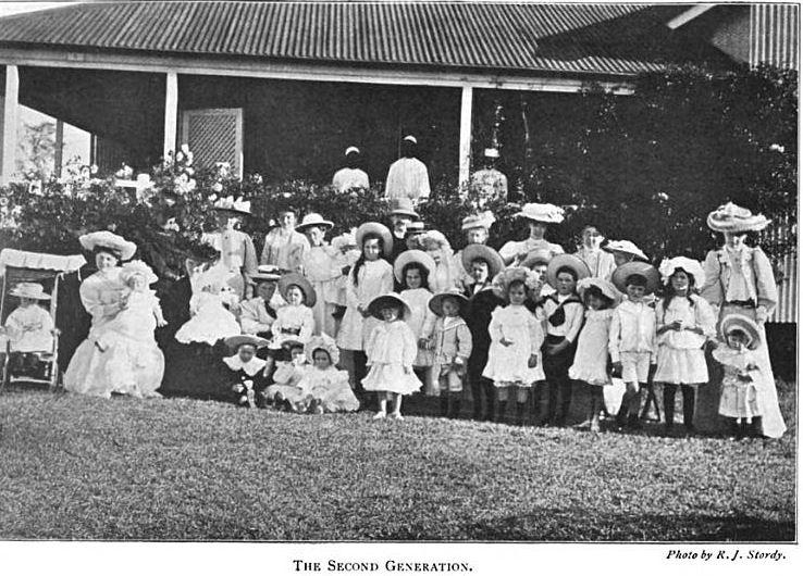 Kenya children settlers