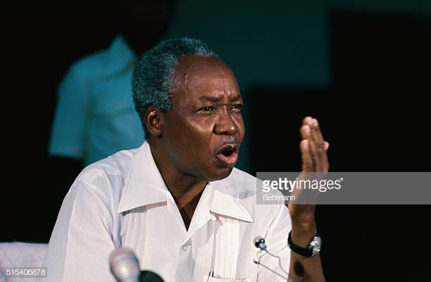 Nyerere Getty
