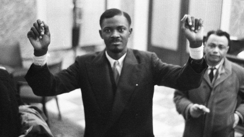 Lumumba potrait
